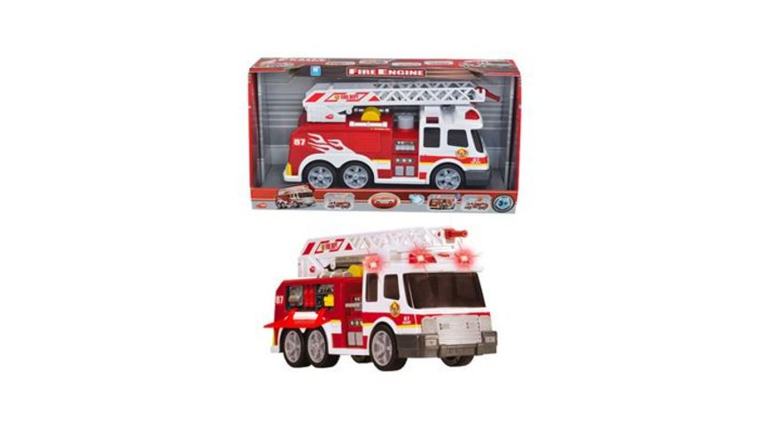 Dickie Action Series Fire Brigade