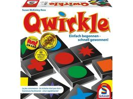 Schmidt Spiele Familienspiele Qwirkle