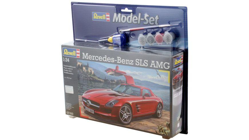 Revell 67100 Model Set Mercedes SLS AMG