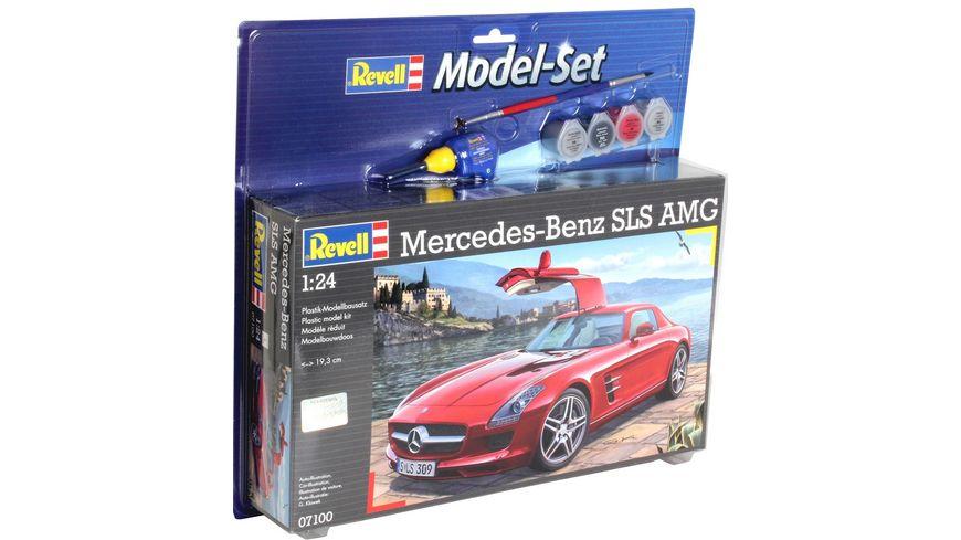 Revell 67100 - Model Set Mercedes SLS AMG