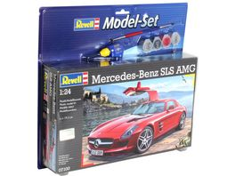 Revell 67100 Model Set Mercedes SLS AMG