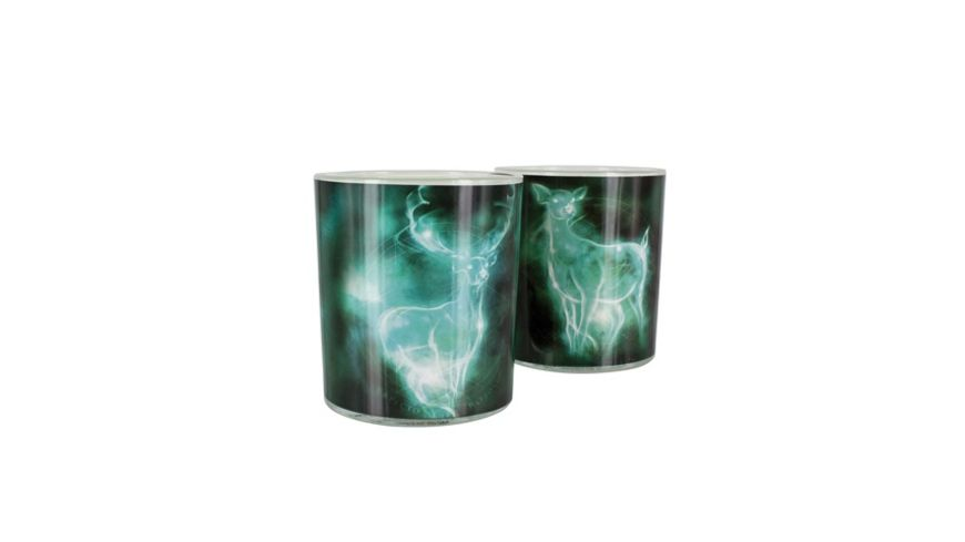 Harry Potter Glas Patronus