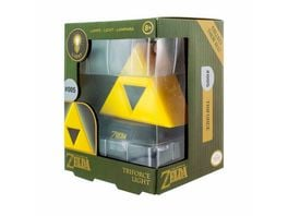 Zelda Triforce 3D Leuchte