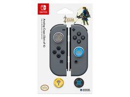 Zelda Analog Stick Caps 4 Stck