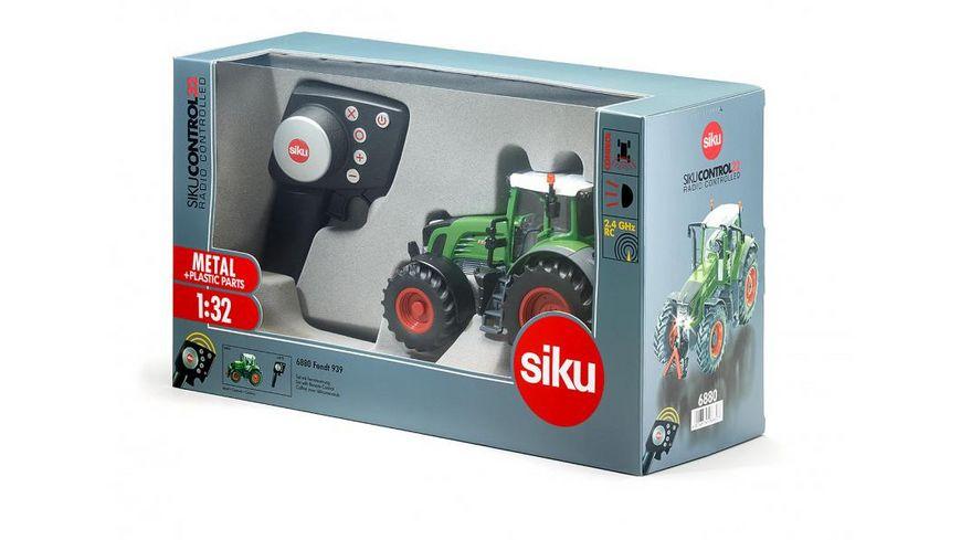 SIKU 6880 Control Fendt 939 Set mit Fernsteuerung