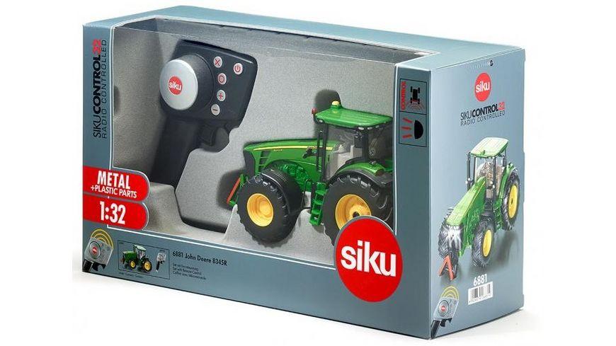 SIKU 6881 Control John Deere 8345R Set mit Fernsteuerung