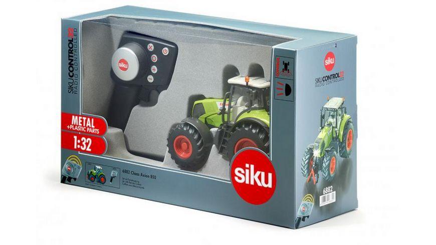 SIKU 6882 Control 32 Claas Axion 850 Set mit Fernsteuerung
