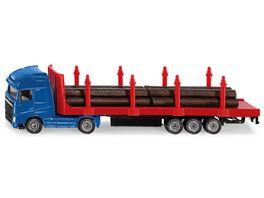 SIKU 1659 Super Holz Transport LKW