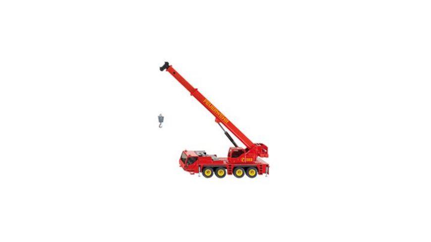 SIKU 2110 Super Feuerwehr Kranwagen