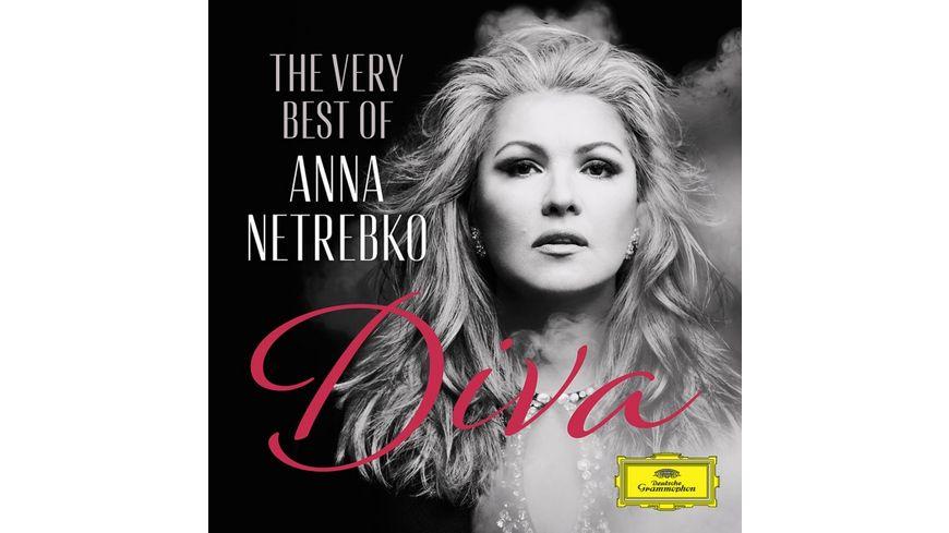 Diva The Very Best Of Anna Netrebko