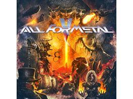All For Metal Vol 5 CD DVD