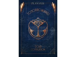 Tomorrowland 2018 The Story Of Planaxis