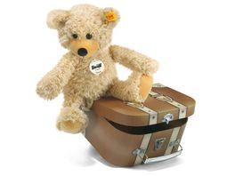 Steiff Charly Schlenker Teddybaer im Koffer