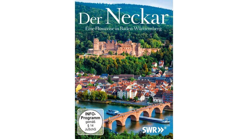 Der Neckar Flussreisen in Deutschland SWR