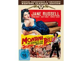Montana Belle Mediabook Vol 7 Limited Edition