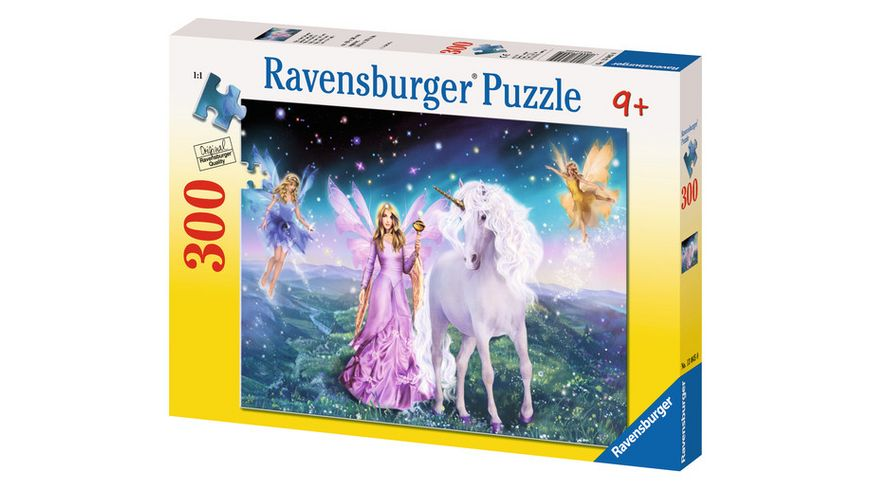 Ravensburger Puzzle Magisches Einhorn 300 Teile