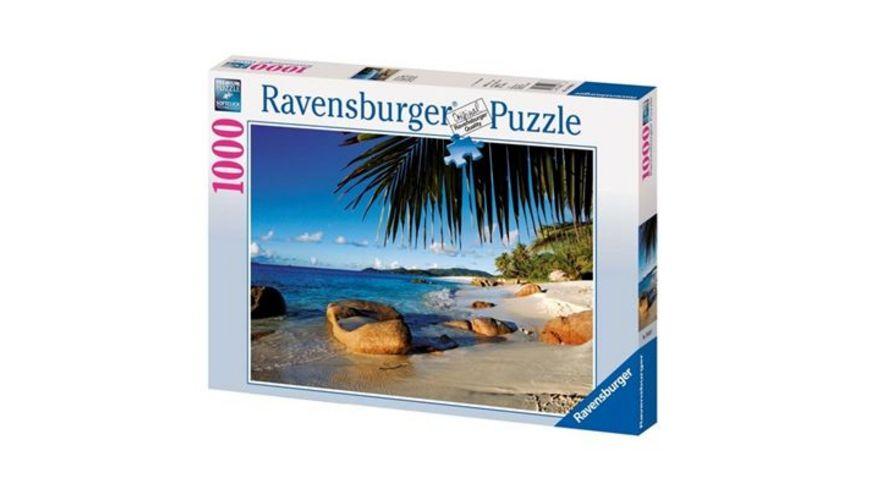 Ravensburger Puzzle Unter Palmen 1000 Teile