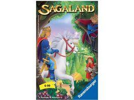 Ravensburger Spiel Mitbringspiel Sagaland Junior