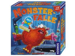 KOSMOS Die Monster Falle