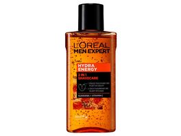 L OREAL PARIS MEN EXPERT Hydra Energy 2 in 1 Shavecare mit Guarana