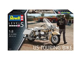Revell 07937 US Touring Bike