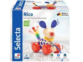 Selecta 62026 Nico Nachzieh Hund