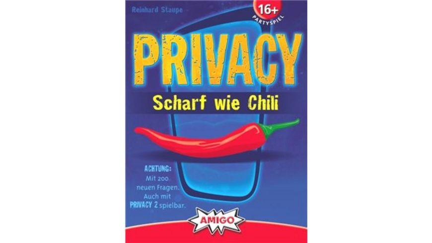 Amigo Spiele Privacy Scharf wie Chili
