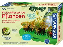 KOSMOS Experimentierkaesten Fleischfressende Pflanzen