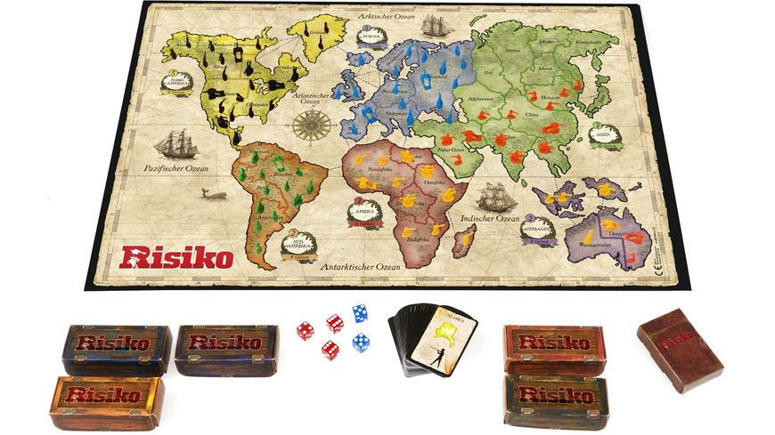 Hasbro Risiko Refresh