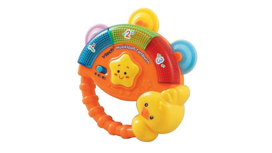 VTech Baby Musikspass Tamburin