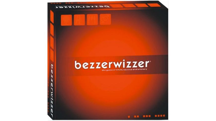 Mattel Games Bezzerwizzer rot