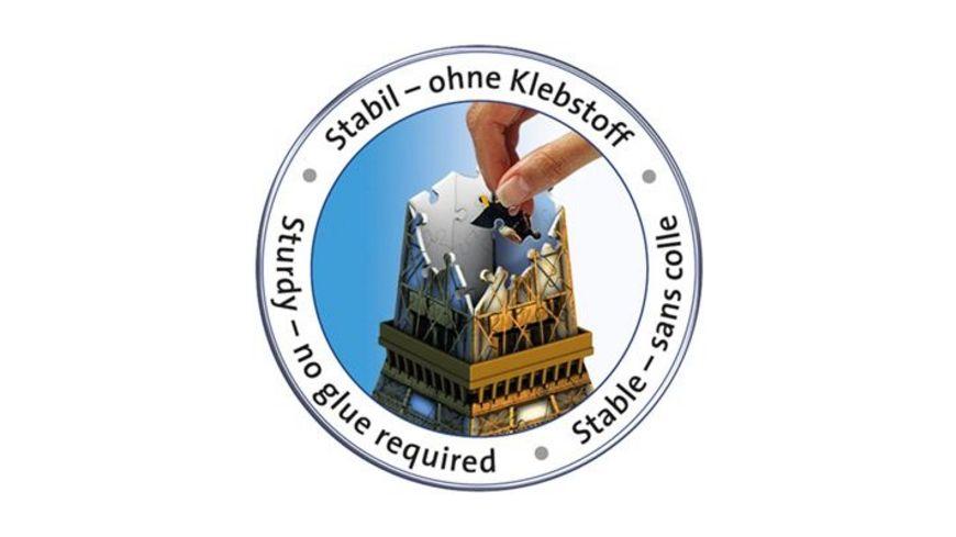 Ravensburger 3D Puzzle Eiffelturm 216 Teile