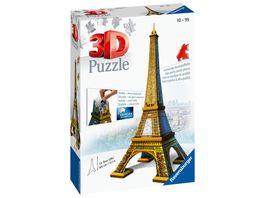 Ravensburger Puzzle 3D Puzzle Eiffelturm 216 Teile