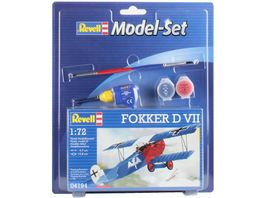 Revell 64194 Model Set Fokker D VII