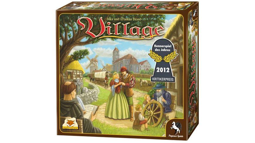 Eggert Spiele Village