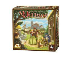 Pegasus Kennerspiele Village
