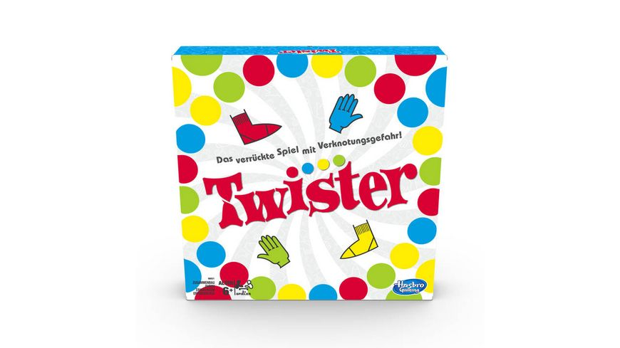 Hasbro Gaming Twister