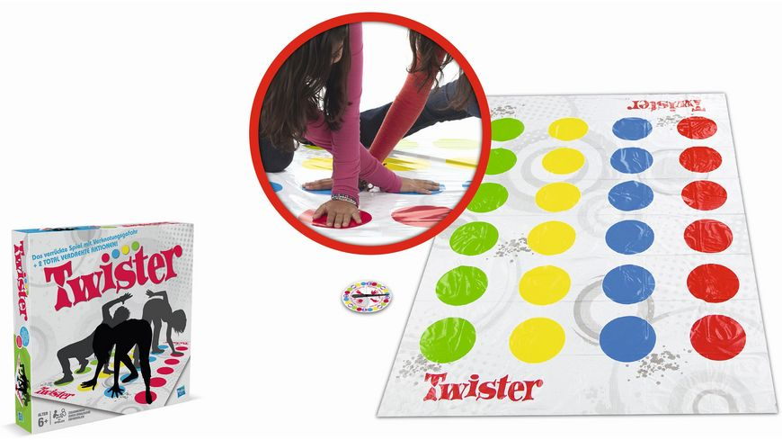 Hasbro Twister refresh