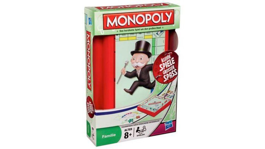 Hasbro Monopoly Kompakt