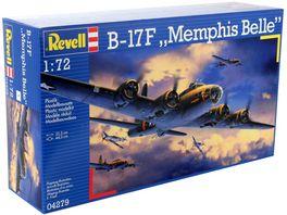 Revell B 17F Memphis Belle