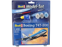 Revell 63999 Model Set Boeing 747 200