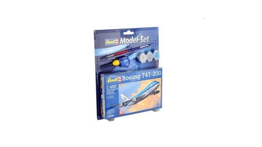 Revell 63999 Model Set Boeing 747 200