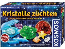 KOSMOS Experimentierkaesten Kristalle zuechten