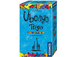 KOSMOS Ubongo Trigo Mitbringspiel verflixt dreieckig