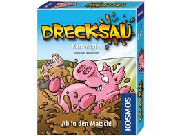 KOSMOS Drecksau Kartenspiel