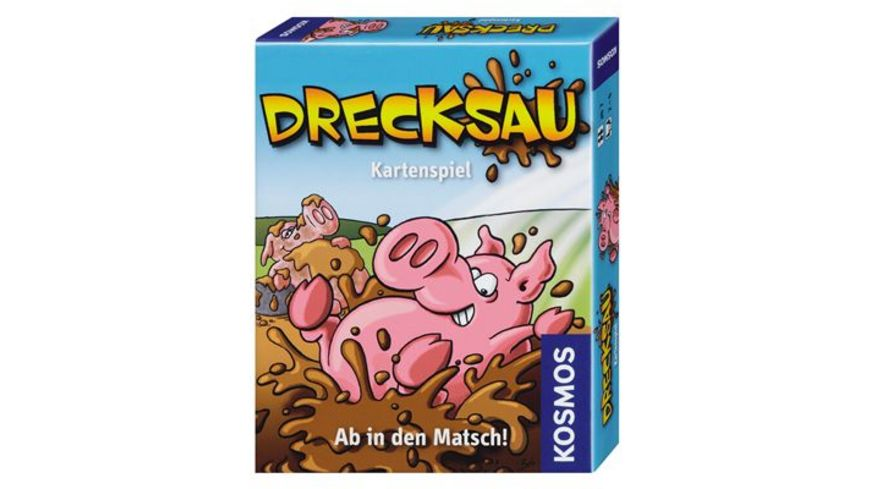 KOSMOS Kartenspiel Drecksau