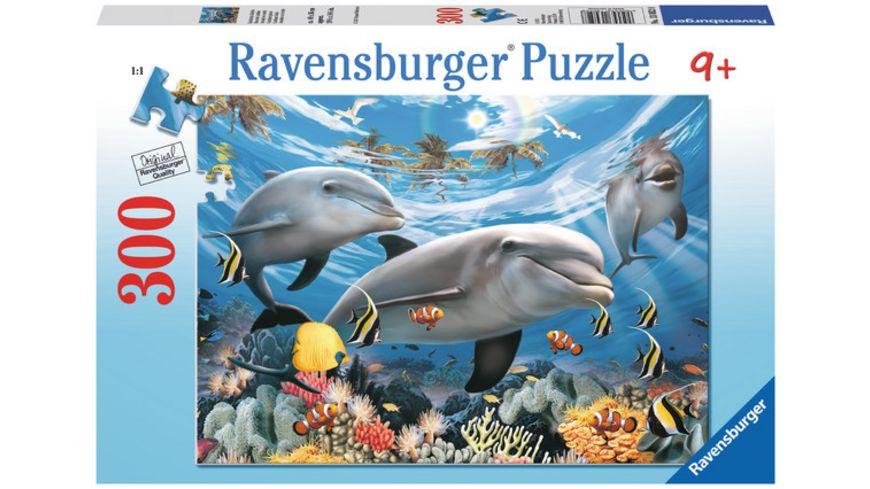 Ravensburger Puzzle Karibisches Laecheln 300 Teile