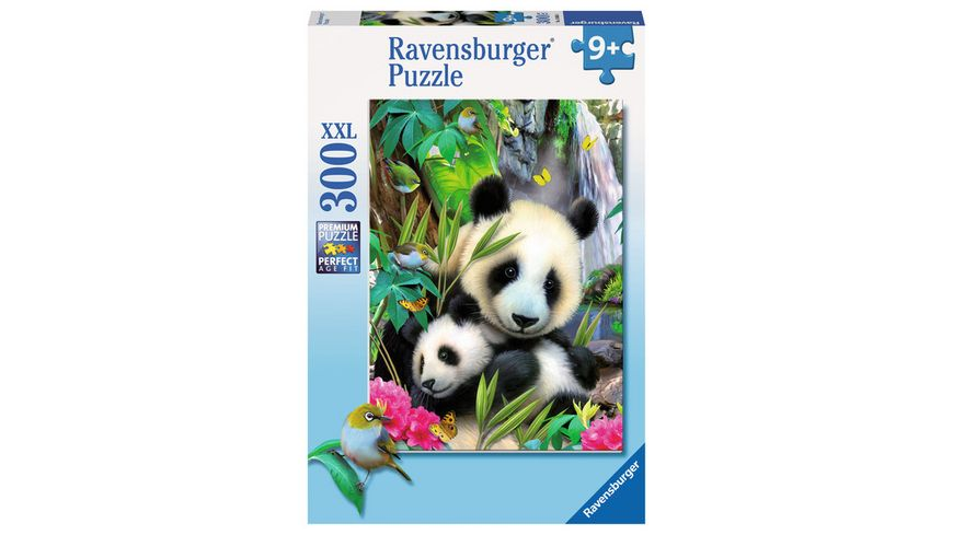 Ravensburger Puzzle Lieber Panda 300 Teile