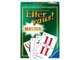 Ravensburger Spiel Elfer raus Master