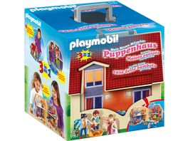 PLAYMOBIL Dollhouse Neues Mitnehm Puppenhaus